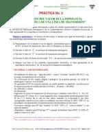 Práctica No. 2 (Mayo Del 2010)