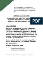 Ministerio de Educacion Direccion Regional de Educacion Cusco Unidad de Gestion Local