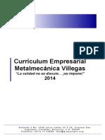 Curriculum Metal MecanicA