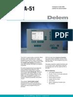 Leaflet Delem DA-51 En