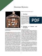 Eleusinian Mysteries - Wikipedia