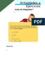 Calculo de Integrales