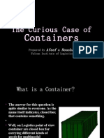 Containarisation by Afeef