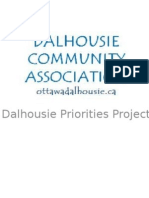 Dalhousie Priorities Project
