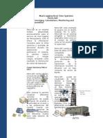 Cromatografia y Espectrometria de Gase-mud Logging Real Time Systems