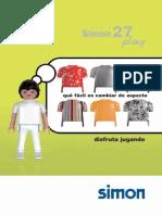 Coleccion Simon 27 Play