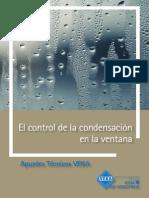 El Control de La Condensacion en La Ventana