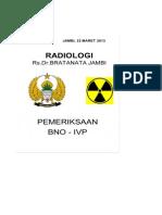 Pengertian Radiologi (Bno)