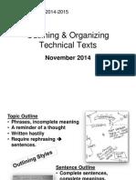 05-Outlining Organizing