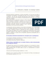 Facundo y Martin Fierro