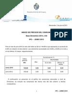 IPC Junio 2015
