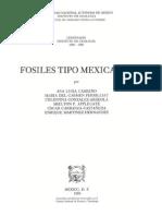 Fósiles Tipo Mexicanos