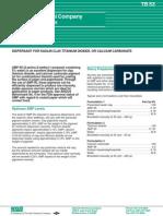 Angus Chemicals - Amp95 (Dispersant for Kaolin Clay,Titanium Dioxide, Or Calcium Carbonate)319-00039