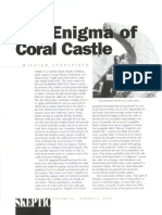 The Enigma of Coral Castle
