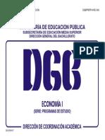 Programa Economia 1