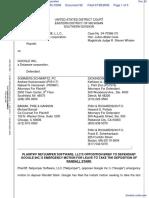 NetJumper Sofware L. L. C. v. Google, Incorporated - Document No. 92