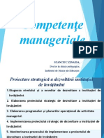 competente manageriale