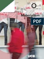 Overcoming Materialism