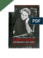 Curie Eve - La Vida Heroica De Marie Curie.doc