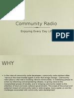 State+of+Community+Radio+in+Nepal_abridged | Community | Radio