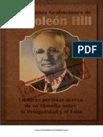 Las Raras Grabaciones de Napoleon Hill 2015