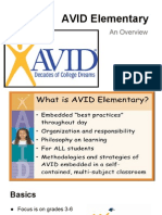 avid elementary overview