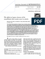 The effects of space closure of the mandibular first molar area in adults.pdf