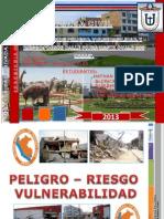 Avance Vulnerabilidad y Peligro-Defensa Civil