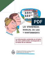 La Vivienda Manual de Uso y Mantenimiento COAAT Asturias_ITeC_1999