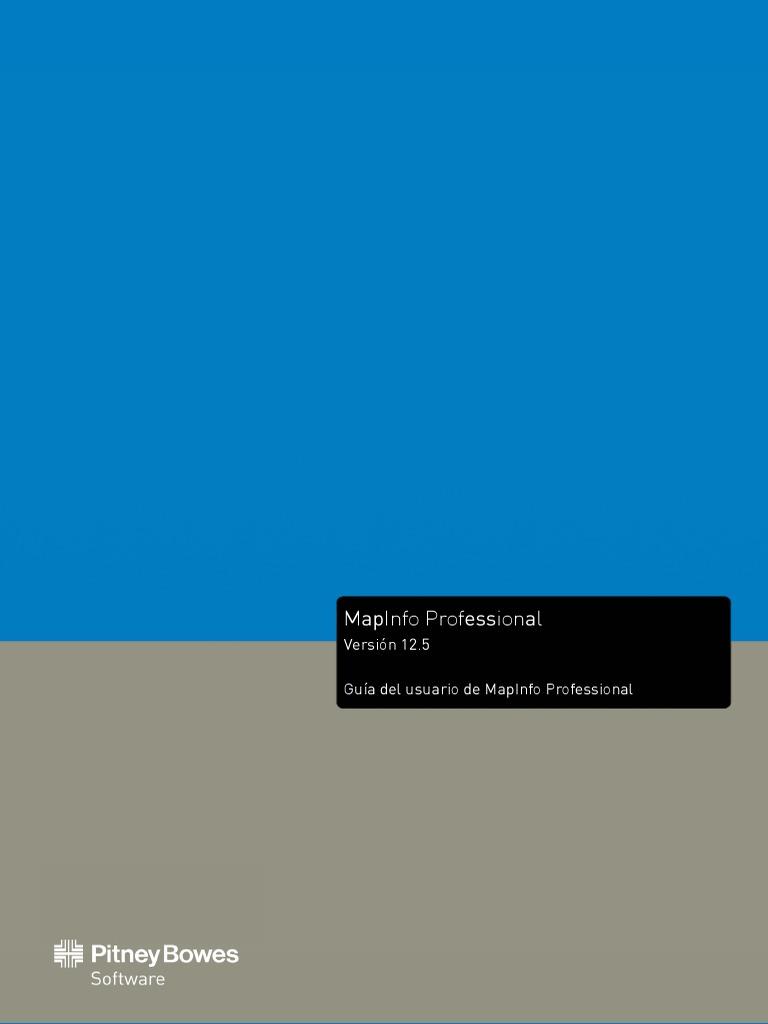 MapInfo Professional (Manual Español).pdf