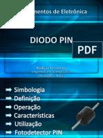 Apresentação Diodo PIN