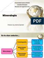 Mineralogia