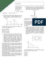 Estudo Dirigido Física Moderna e Eletromagnetismo