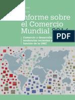Informe Sobre El Comercio Mundial 2014 Omc