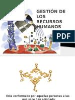 Material Gestión de Los Recursos Humanos Pmi
