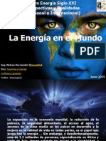 Foro Energia Siglo XXI - UNIMET 2015 - La Energia en El Mundo - Nelson Hernández