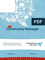 Community Manager Maestros Del Web