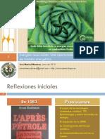 Foro Energia Siglo XXI - UNIMET 2015 - Energías Renovables Presentación José Manuel Martinez