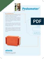 Pedometer New Press