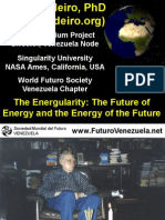 Foro Energia Siglo XXI - UNIMET 2015 - The Energularity - José Cordeiro