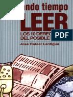 Jose Rafael Lantigua - Buscando Tiempo Para Leer