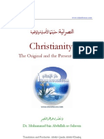 Christianity -The Original and Present Reality by Muhammad Bin Abdullah as-Saheem