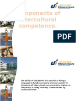 Components of Intercultural Competence