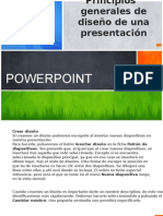 Diseño de Power Point