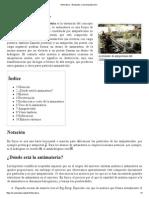 Antimateria - Wikipedia, La Enciclopedia Libre