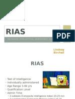 rias presentation 657 march 2014