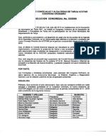 Resolución Congresal ACOTAR – 3 julio 2015