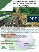 Brochure - Julio Agosto 2015 - Taller de Servidumbres Cúcuta