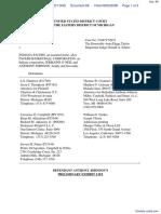 Haddad v. Indiana Pacers et al - Document No. 68