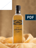 Madhava Agave Redesign Pitch Book | Malorie Aaron